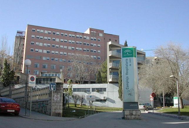 Complejo Hospitalario Ciudad de Jaén