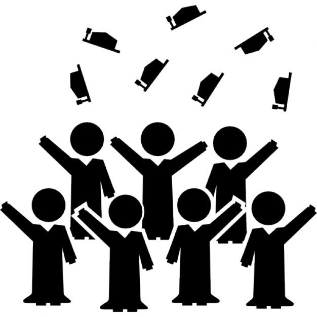 graduados-grupo-lanzando-sus-gorras-de-graduacion-celebrar_318-59294