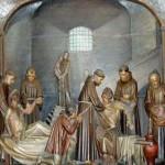 san francisco y los leprosos