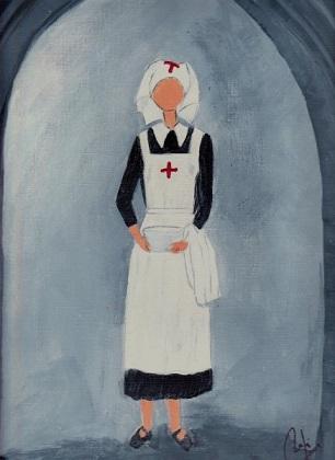 enfermera 1936 Hospital de Sangre __ _800x600_
