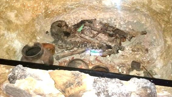 Momia de Galera